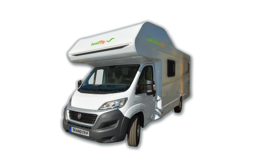 SkandiTrip Motorhome Family Luxury